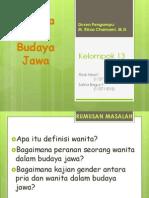 Wanita Dan Budaya Jawa