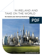 Six Reasons Your Start Up Should Be in Ireland