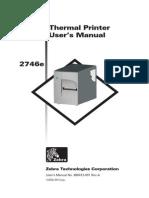 2746eThermal Printer