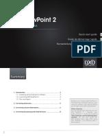 DxO ViewPoint 2 Quick-start Guide