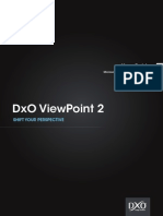 DxO ViewPoint 2 User Guide
