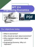 Topic1_What is Engineering Economics
