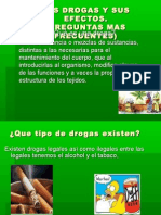 Las Drogas y Sus Efectos