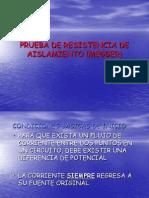 Resistencia de Aislamiento Salazar