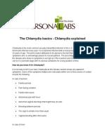 The Chlamydia basics - Chlamydia explained