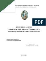 Sistemul de Carduri in Romania - Carduri Promovate de Banca