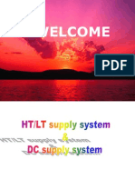 HT,LT & DC Supply System