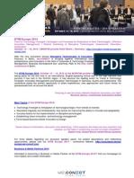 DTIM Europe 2014 - Preview