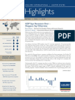 Colliers International Retail Highlights Fall 2009