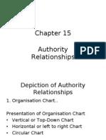 Authority Relationship