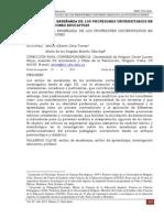 Los Estilos de Enseñanza de Los Profesores Universitarios en Las Investigaciones Educativas _ Ortiz Torres _ Revista Didasc@Lia_ Didáctica y Educación