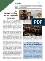 2014 April Newsletter