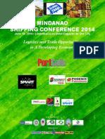 Mindanao Shipping Conference 2014