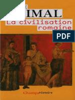 (Champs Histoire 873) Pierre Grimal-La Civilisation Romaine-Flammarion (2009)