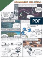 Comic Definitivo Breve Historia Da Vida 1