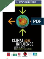 """Dossier pédagogique """"Climat sous influence"""""""