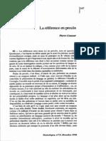 CAUSSAT Pierre, La Référence en Procès
