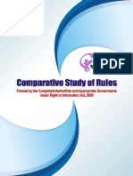 RTI Comparative Study