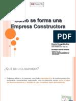Como Se Forma Una Empresa Constructora (2)