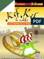 """Dossier pédagogique """"Kif Kif le Calife"""""""