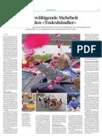 Modi's resounding victory Sonntagszeitung Switzerland