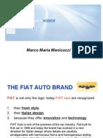 The Fiat Auto Brand