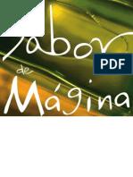 SIERRA MAGINA Sabor de Mágina. Recetas