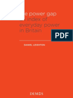 Leighton, D. (2009). the Power Gap