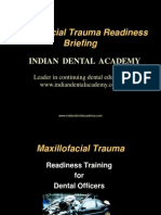 Maxillofacial trauma (NXPowerLite).ppt / orthodontic courses by Indian dental academy