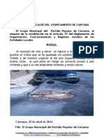 Ruego 1 (28-04-2014)
