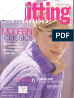Vogue Knitting '01/02  2002 - Winter