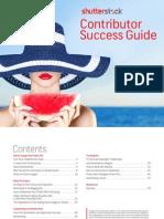 Shutterstock Contribuitor Success Guide