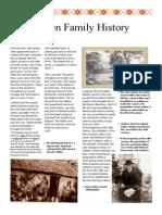 gallen family history