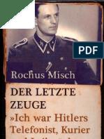 Misch, Rochus - Der Letzte Zeuge (2008)