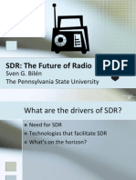 SDR the Future of Radio