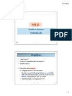 PCP 11- Estoques - Introducao