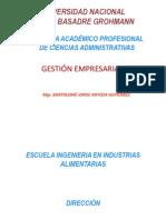 GESTIÓN EMPRESARIAL3