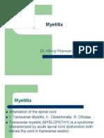 Myelitis