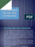 Expo_contaminación Del Rio Chanchas