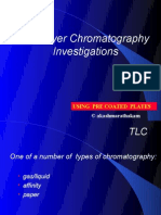 Thin Layer Chromatography Investigations.PPT