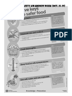 Happy Food Safety Awareness Week