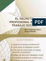 El Secreto Profesionalxs