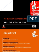 Vodafone Channel Partner's Meet