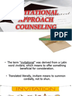 Invitational Approach Counseling, Powerpoint