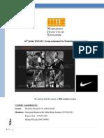 DSM IMC Nike Pro Campaign