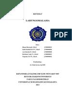 Referat THT Laryngomalasia