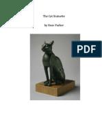 the cat statuette