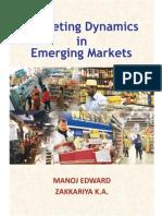 Marketing Dynamics in Emerging Markets