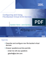 IBM Power6 VIO Server Configuring and Using File-Backed Virtual SCSI Devices