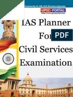 Free E Book IAS Planner Www.upscportal.com